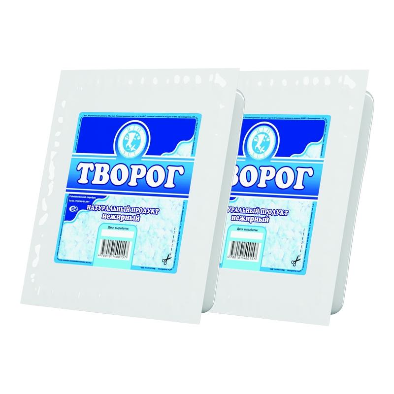 """Творог из коровьего молока """"Саломатлик"""" нежирный"""