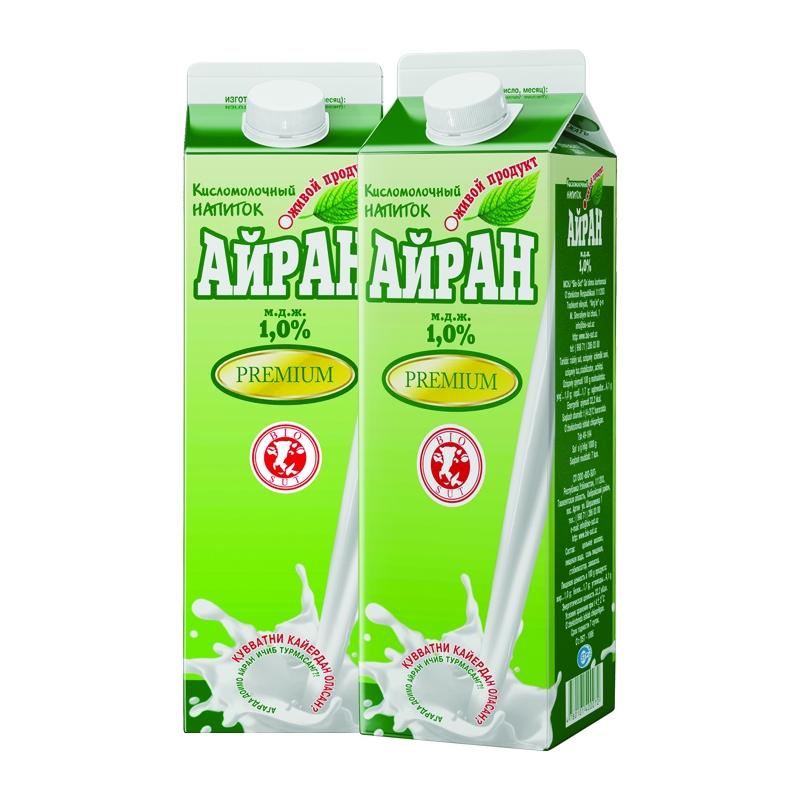 Айран кисломолочный напиток